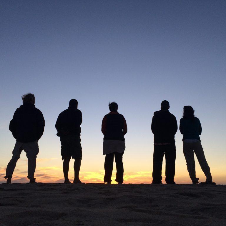 Walking the talk Baja California